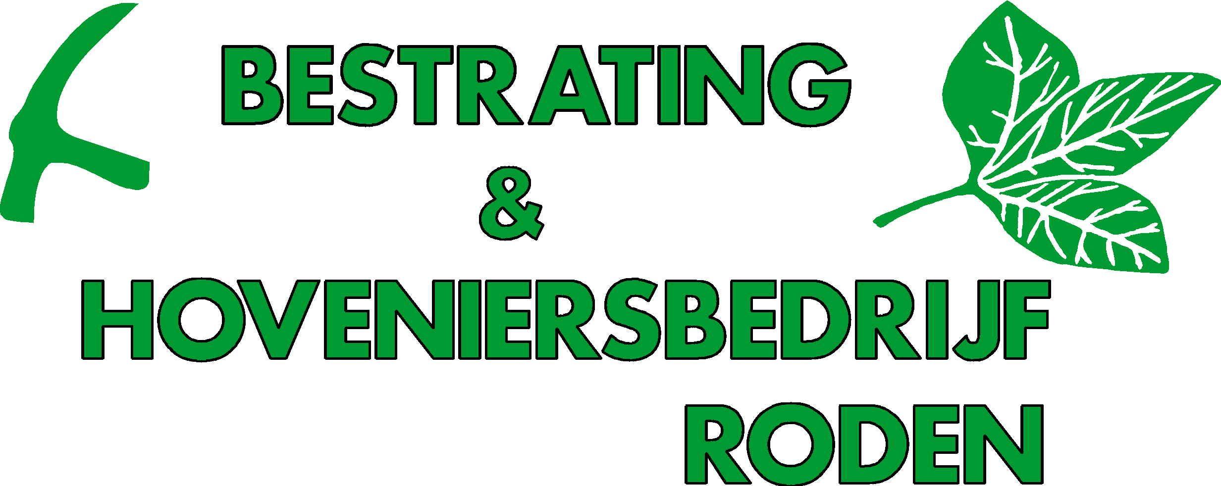 Bestrating & Hoveniersbedrijf Roden
